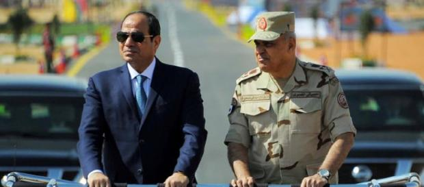 El-Sisi won 97% of the contrversial election vote (Al Jazeera)
