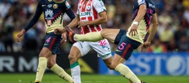 Fotogalería: América vs Necaxa, Apertura 2017 - televisa.com