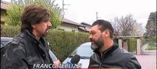 Franco Terlizzi intervista da Valerio Staffelli
