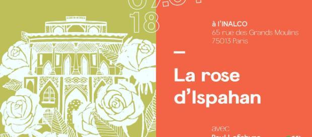 Le régime iranien organise à Paris une « semaine culturelle » pour vanter Ispahan la magnifique et faire … ce qu'il y interdit.
