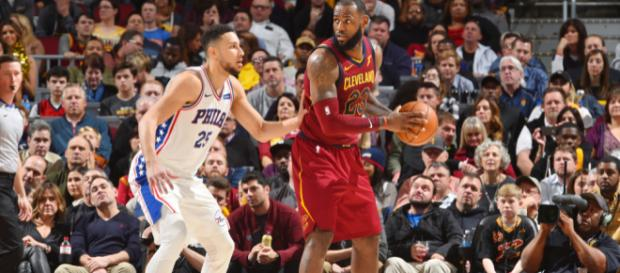 LeBron James played as Sixers on NBA 2K, shouted out Ben Simmons ... - usatoday.com