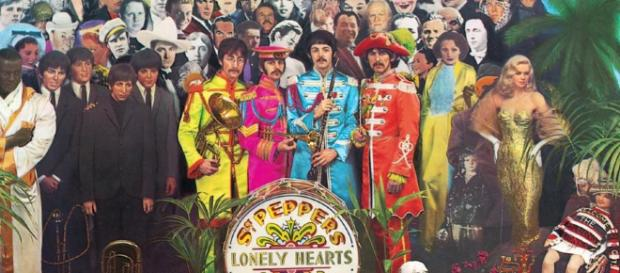Sgt. Pepper's Lonely Hearts Club Band l'album che ha cambiato il rock