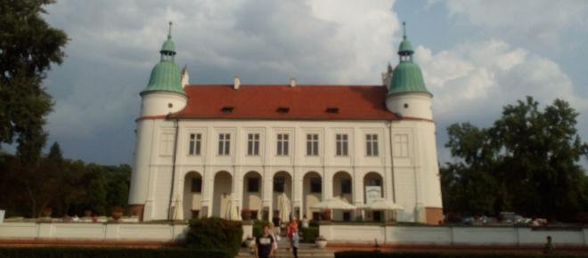 Z wizytą na 'Małym Wawelu' w Baranowie Sandomierskim