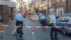 Atropello masivo en la ciudad de Münster