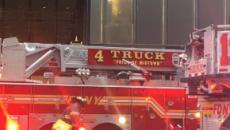 Donald Trump de una vez presionó contra los bomberos de Nueva York