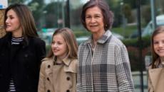 Conmoción tras el bochornoso espectáculo de Letizia y sus hijas en el hospital