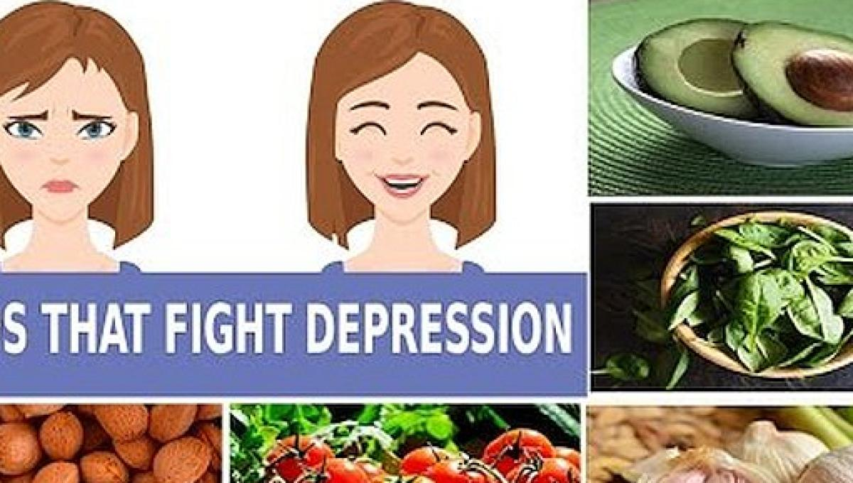 5 foods that can help combat depression