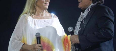 Albano e Romina innamorati a Ballando con le stelle