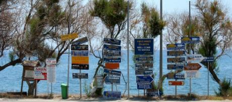 Bomberos españoles juzgados en Mitilene