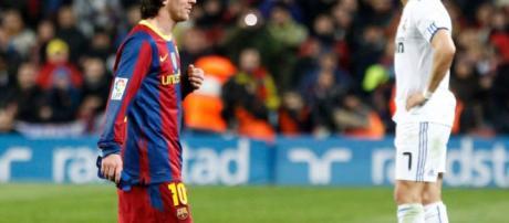 Lionel Messi - Image credit - Too V-i | Flickr