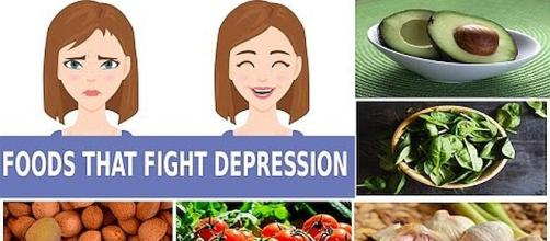 Certain foods can help fight depression. - [Image: Health Care / YouTube screenshot]
