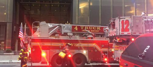 Evacuada la Torre Trump por un incendio en la planta 50 - Colombia - gerente.com