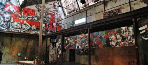 Exposición de street art en la Galería Neomudéjar