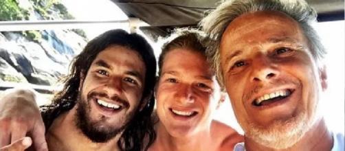 Filho de atores famosos é detido com posse de drogas; Marcello Novaes se desespera