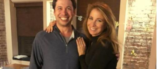 """Jill Zarin invites the ladies to sontact her single nephew who wanted to """"mingle"""" - Image credit - Jill Zarin 