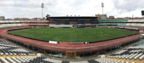 Lo stadio Massimino di Catania.