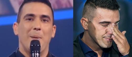 O apresentador André Marques. (Foto: Reprodução/TV Globo)