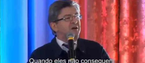 """Pour Jean-Luc Mélenchon, Lula est victime d'un """"coup d'Etat judiciaire"""" au Brésil"""