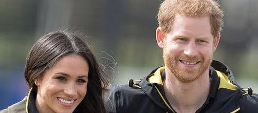 Prince Harry and Meghan Markle request charitable donations instead of wedding gifts [Image: Toronto Star/YouTube screenshot]