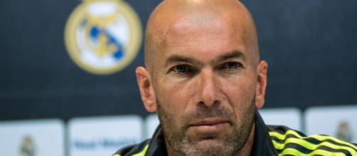 Real Madrid : Zidane au coeur d'une polémique, il répond
