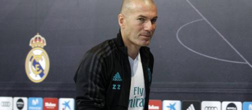 Se acaba la estadia de Zidane en el Real Madrid