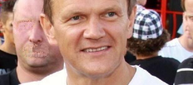 Cezary Pazura (fot: Jarosław Kruk).