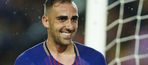 Valencia - Barcelona: Paco Alcácer, podría partir a la Premier League
