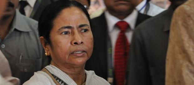 West Bengal Chief Minister Mamata Banerjee (Image by JC Jagadip/wikimedia commons)