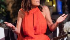A 'RHONY' star was in Trump Tower when the recent fire broke out?.