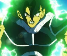 """ein mysteriöser Saiyajin - """"Dragon Ball Super"""""""