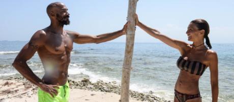 Alessia Mancini e Amaurys Perez sulla Isla Bonita dell'amicizia - fanpage.it