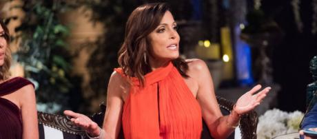 Bethenny Frankel appears on a 'RHONY' reunion. [Photo via Bravo/YouTube]