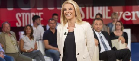 Eleonora Daniele torna in tv con Storie italiane: ogni fatto una ... - gds.it
