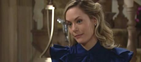 Hope may have shot Bill. (Image via CBS Soaps in Depth/Youtube)