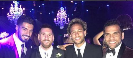 """messi: """"en mi boda no sabía nada de neymar y el psg ... - scoopnest.com"""
