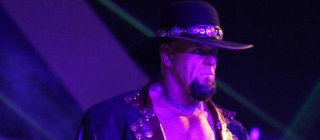 The Undertaker terrifies all. -- [Megan Elice Meadows via Flickr]