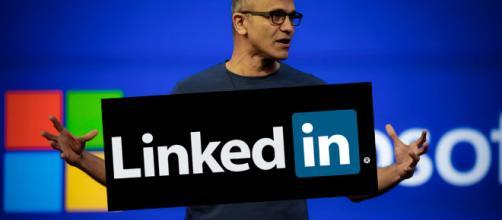 Adquisicion de Microsoft a LinkedIn