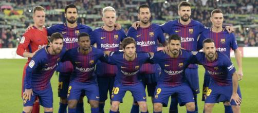 El 1x1 del FC Barcelona ante el Betis - mundodeportivo.com