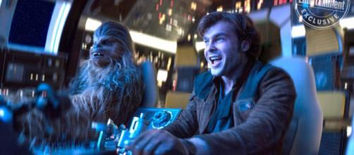 George Lucas dirigió una escena de Han Solo: Una historia de Star ... - hobbyconsolas.com