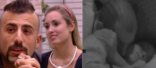 Kaysar beija Jéssica sem o consentimento e é acusado de abuso no ''BBB18''