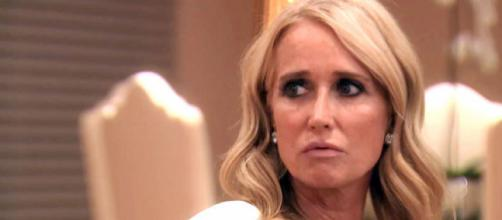 Kim Richards appears on 'The Real Housewives of Beverly Hills.' [Photo via Bravo/YouTube]