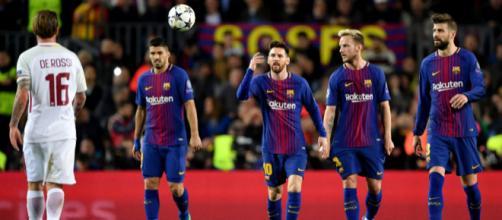 La Roma sfida il Barcellona, ma la rivoluzione è già pronta