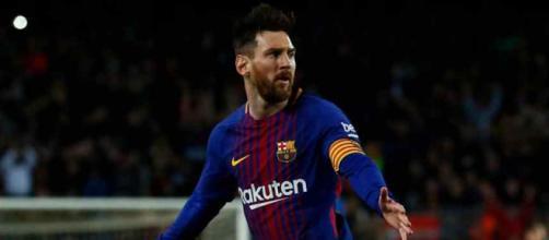 Leo Messi continua arrasador na liga espanhola