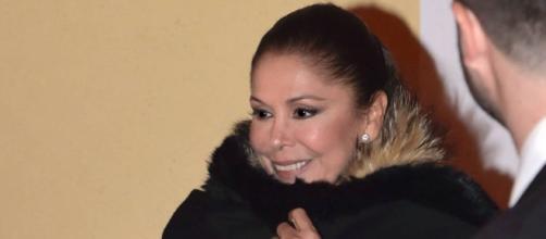 María Patiño: Isabel Pantoja y José Manuel Parada han tenido un ... - elconfidencial.com