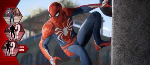 Pre-Order Marvel's Spider-Man for PS4 now! [Image Credit: Marvel Entertainment/YouTube screencap]