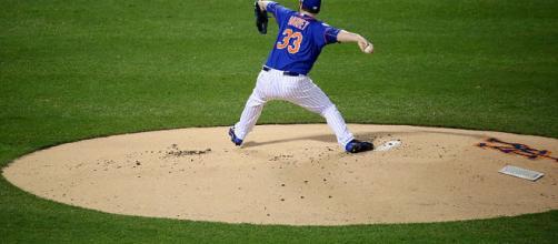 Matt Harvey starts off season in new form to help Mets get off to strong start. - Arturo Pardavila III via Flickr
