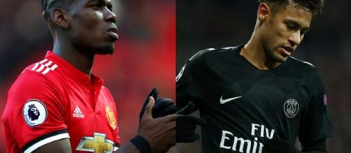 Mercato : Le message fort de Neymar à Paul Pogba !