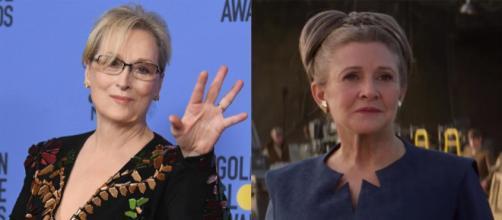 Meryl Streep pourrait incarner la princesse Leia dans la suite de ... - vanityfair.fr