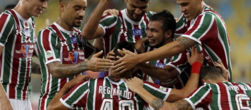 Mesmo sem o título, Fluminense foi o mais premiado do Campeonato Carioca (Foto: Globo.com)