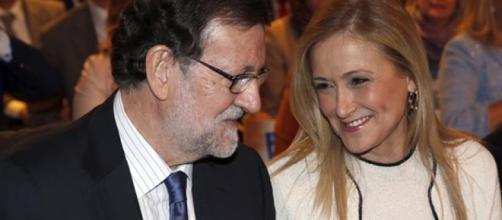 Rajoy reñacionado con el jefe del máster de Cifuentes